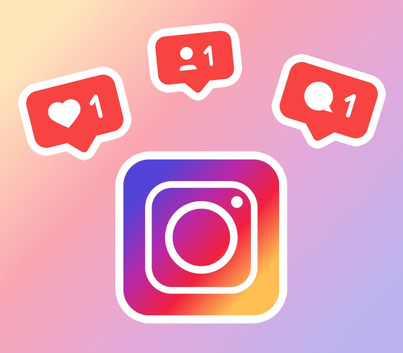 Instagram oldal kezelés