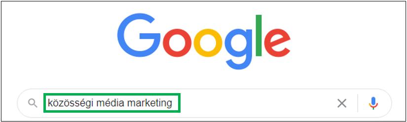 kulcsszókutatás (Google keresőoptimalizálás)