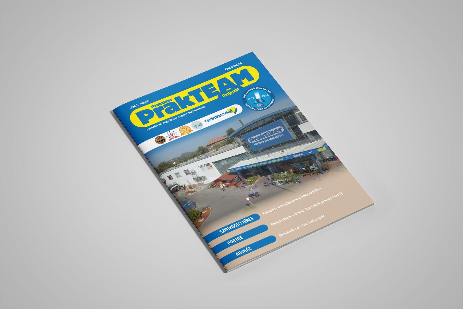 PrakTeam magazine